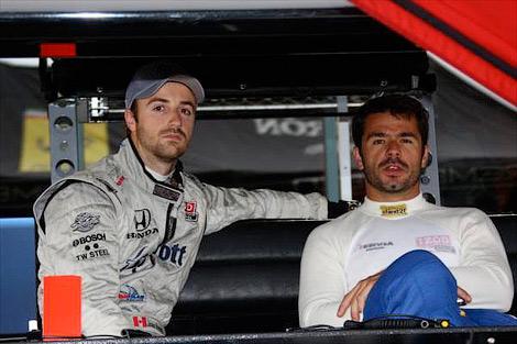 Легендарный коллектив Newman/Haas Racing больше не примет участия в гонках. Фото 2