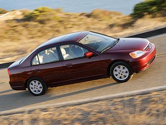 """""""Хонда"""" отозвала 900 тысяч автомобилей по всему миру"""
