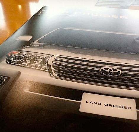 Рестайлинговый внедоржник получит новое оформление передней части кузова. Фото 1
