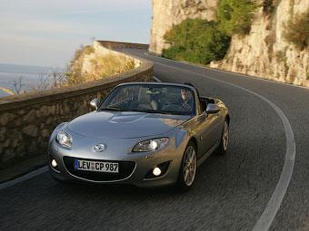 Следующая Mazda MX-5 получит маленький турбомотор