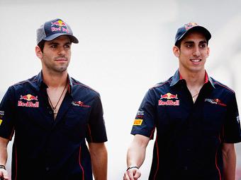 Команда Toro Rosso сохранит действующих пилотов