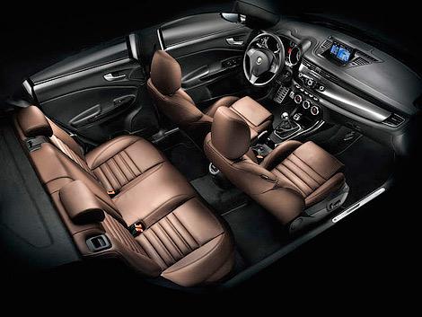Спецверсию модели Giulietta будут предоставлять в качестве подменного автомобиля владельцам Maserati