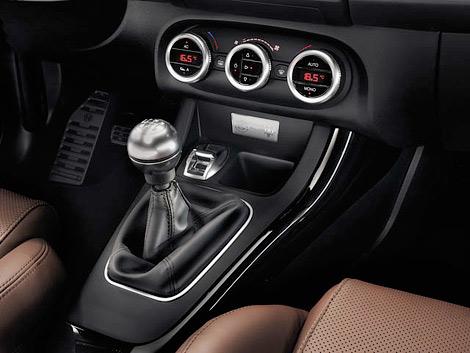 Спецверсию модели Giulietta будут предоставлять в качестве подменного автомобиля владельцам Maserati. Фото 1