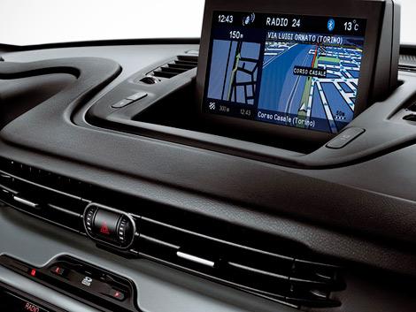 Спецверсию модели Giulietta будут предоставлять в качестве подменного автомобиля владельцам Maserati. Фото 2