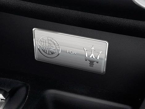 Спецверсию модели Giulietta будут предоставлять в качестве подменного автомобиля владельцам Maserati. Фото 3