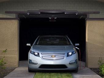 Гибриды Chevrolet Volt отзовут для исправления батарей