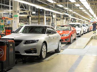GM не разрешил спасать Saab с помощью китайского банка