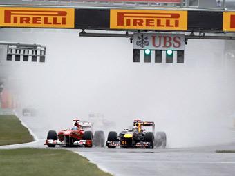FIA ограничила продолжительность гонок Формулы-1 четырьмя часами