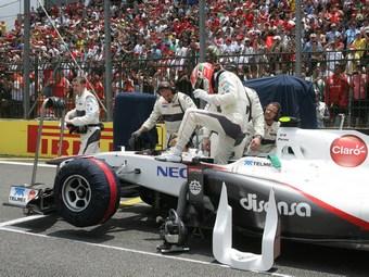 Sauber покинула Ассоциацию команд Формулы-1 вслед за Ferrari и Red Bull