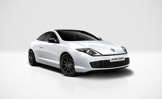"""Компания Renault представила купе Laguna """"коллекции 2012 года"""""""