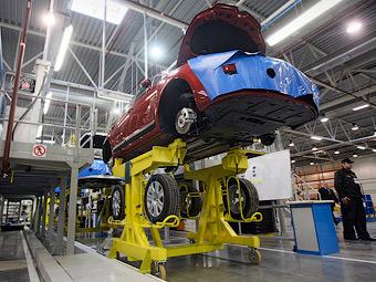 Производство автомобилей в России оказалось дороже европейского