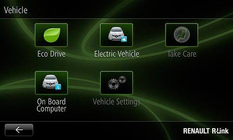 Французская компания представила мультимедийную систему R-Link. Фото 3