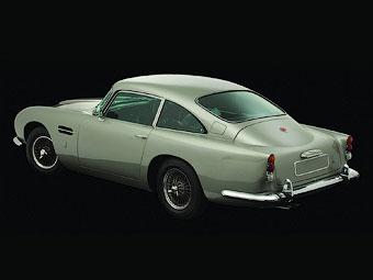 Aston Martin DB5 гитариста The Beatles продали за 400 тысяч евро
