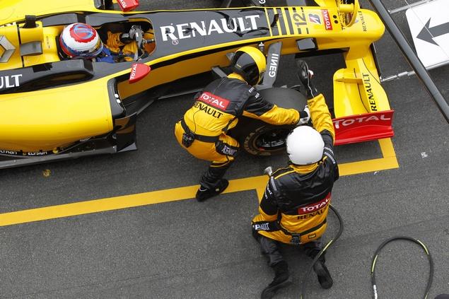 Виталию Петрову не досталось места в команде Формулы-1. Фото 1