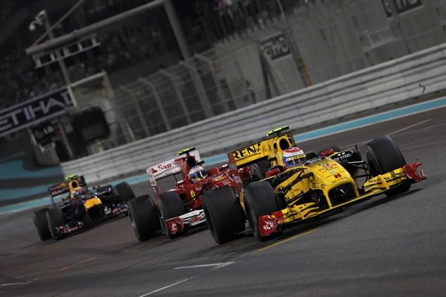 Виталию Петрову не досталось места в команде Формулы-1. Фото 2