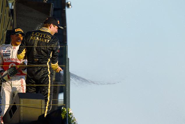Виталию Петрову не досталось места в команде Формулы-1. Фото 6