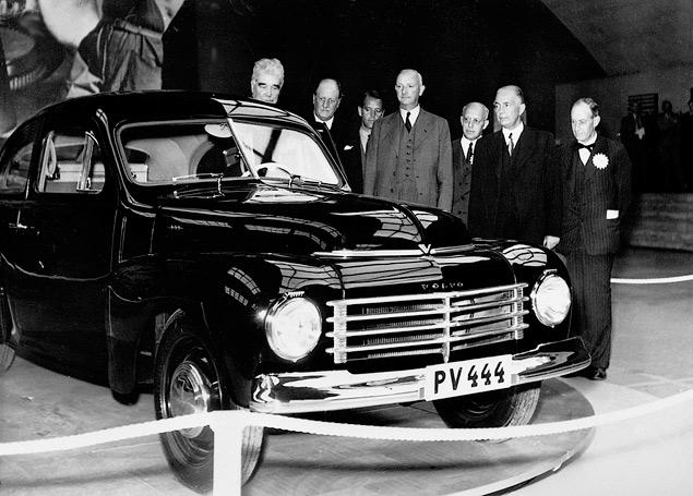 Марка Volvo была придумана маркетологом компании SKF для производства подшипников в Америке. Фото 2