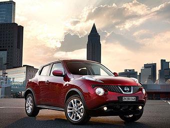 Nissan отзовет Juke из-за замерзающих дверных замков