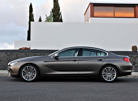 Баварцы показали конкурента Audi A7 и Mercedes-Benz CLS