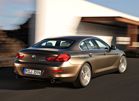 Баварцы показали конкурента Audi A7 и Mercedes-Benz CLS. Фото 3