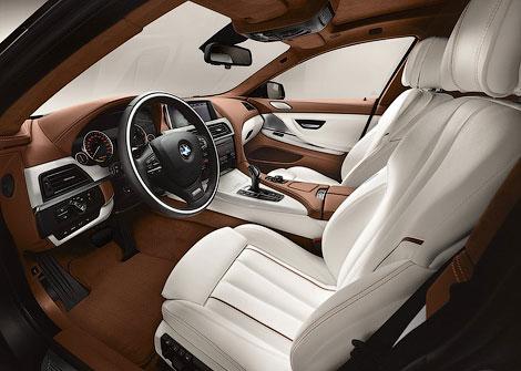 Баварцы показали конкурента Audi A7 и Mercedes-Benz CLS. Фото 4