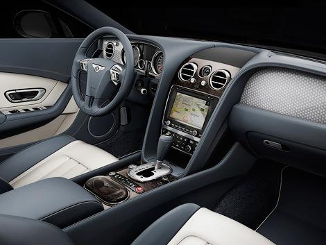 Британский производитель рассекретил новую версию Continental GT и GTC. Фото 1