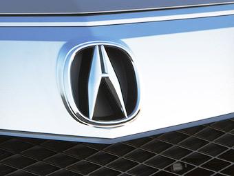 Acura привезет в Детройт новый спортседан, кроссовер и суперкар