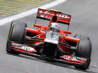 Долги команды Формулы-1 Marussia Virgin превысили 35 миллионов фунтов
