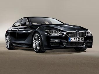 """Компания BMW показала четырехдверную """"шестерку"""" с M-пакетом"""