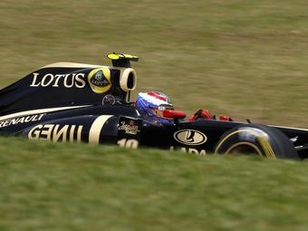 Болиды Lotus во всех чемпионатах получат одинаковую раскраску