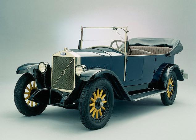 История автомобилей Volvo началась с беседы в ресторане. Фото 3