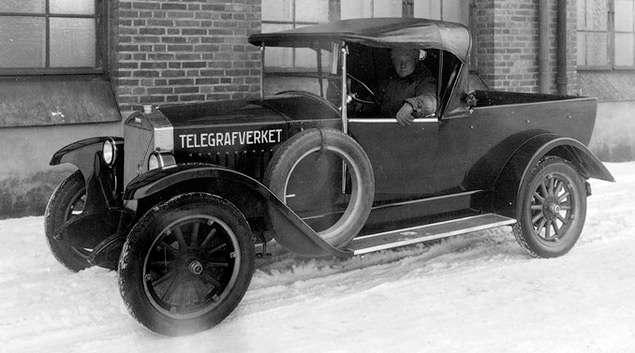 История автомобилей Volvo началась с беседы в ресторане. Фото 4