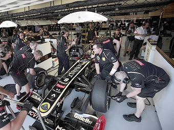 Lotus останется в Формуле-1 на 10 лет