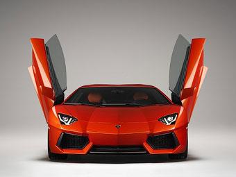 Lamborghini Aventador без крыши готов к запуску в серию