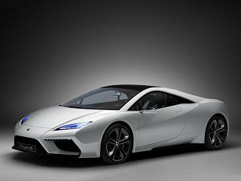 Новый Lotus Esprit станет гибридным