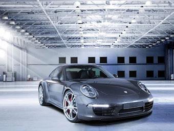 Ателье TechArt анонсировало тюнинг-пакеты для нового Porsche 911