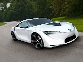 Преемника Toyota Supra сделают 400-сильным гибридом