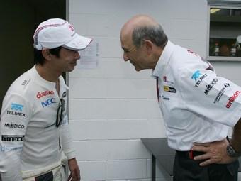 """Команда Sauber не планирует расставаться с """"обожаемым"""" Кобаяси"""