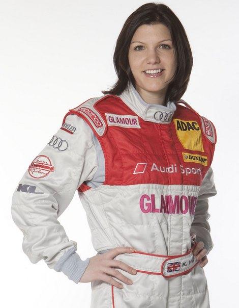 Бывшая участница кузовной серии DTM Кэтрин Легг подпишет двухлетний контракт с одной из команд INDYCAR