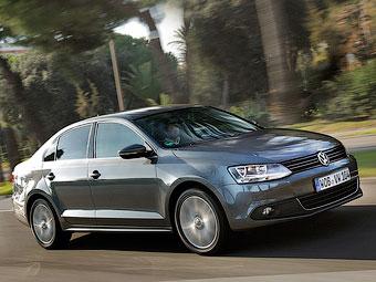 """VW привезет в Детройт электрокар и гибридную """"Джетту"""""""