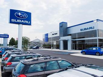 Марка Subaru задумалась об организации производства в России