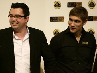 Эрик Булье объяснил, чем Гросжан лучше Петрова