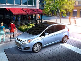 """Ford рассекретил конкурента """"Приусу"""""""