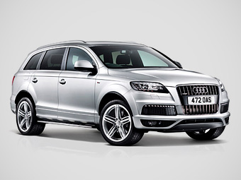 """В Великобритании появился """"бюджетный"""" вариант Audi Q7"""
