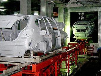 """Сбербанк предложит Subaru выпускать машины на """"Дервейсе"""""""