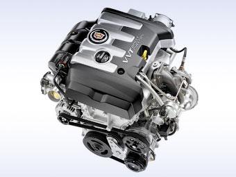 Cadillac рассказал о двигателях нового седана ATS