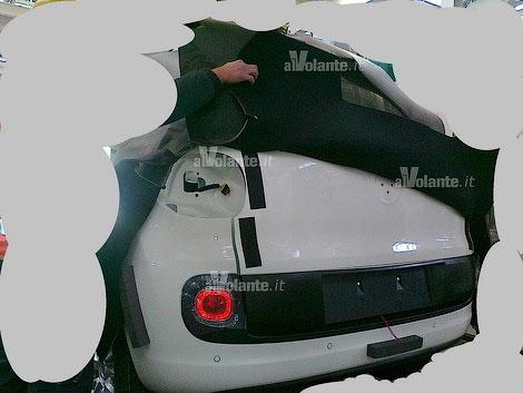 """Новую модель """"Фиата"""" представят в марте на моторшоу в Женеве. Фото 1"""