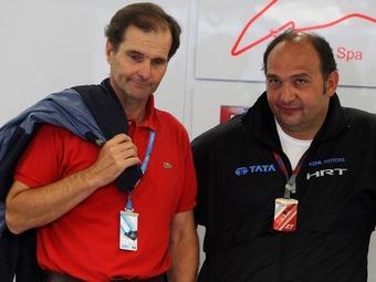 Команда Формулы-1 HRT определилась с новым руководителем