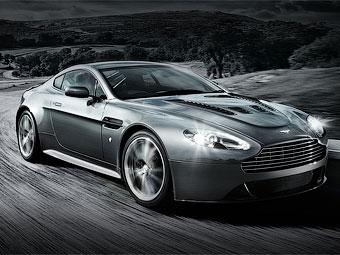 В 2012 году Aston Martin лишит крыши суперкар V12 Vantage