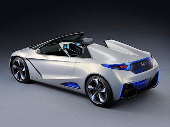 Honda запустит в серию маленький электрородстер